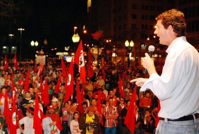 Deputado Raul Marcelo entra com mandado de segurança contra projeto de João Doria