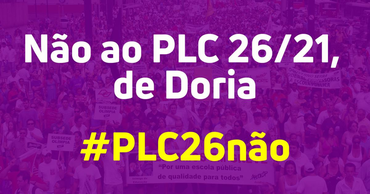PLC 26 de BolsoDoria: os negócios acima de tudo, o lucro acima de todos