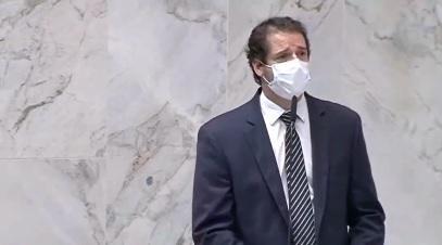 Raul Marcelo apoia a instalação da CPI da Prevent Senior na Alesp